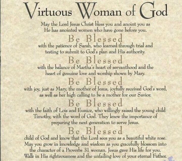 Virtuous Woman Quotes. QuotesGram