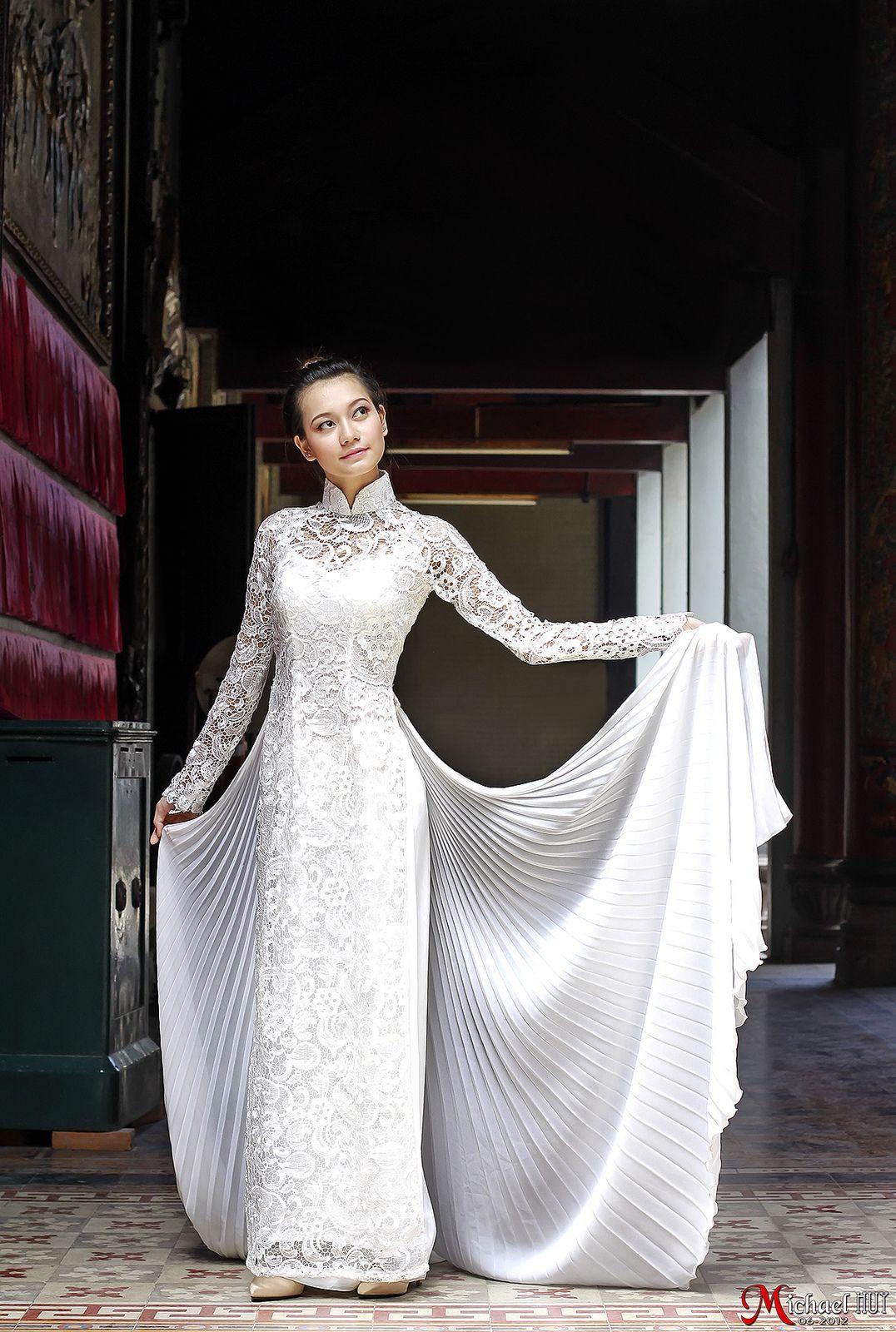 31+ Vietnamese wedding dress ao dai info