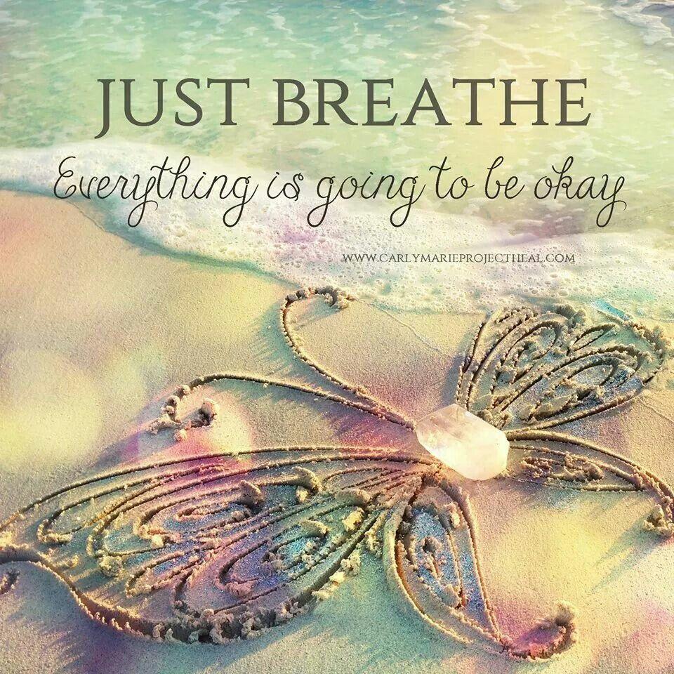 Motivational Quotes Just Breath. QuotesGram