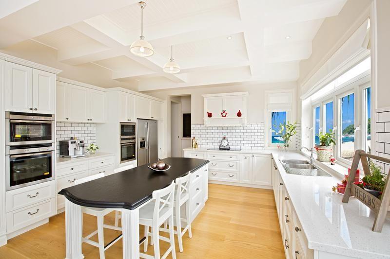 Hamptons Style Kitchen Kitchens Pinterest
