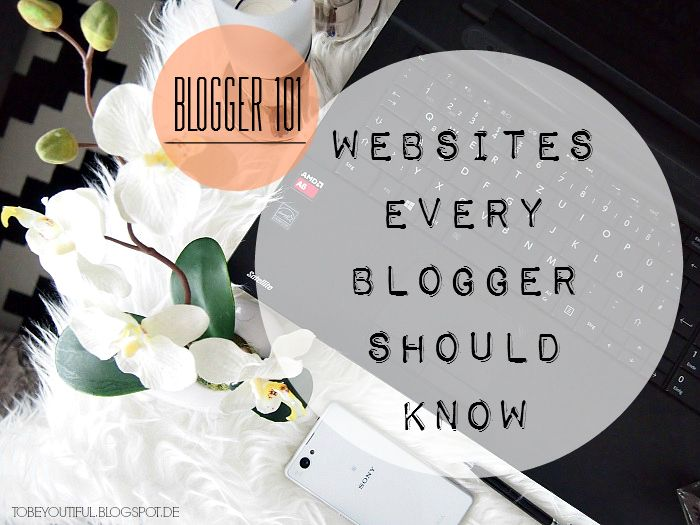 websites every blogger should know