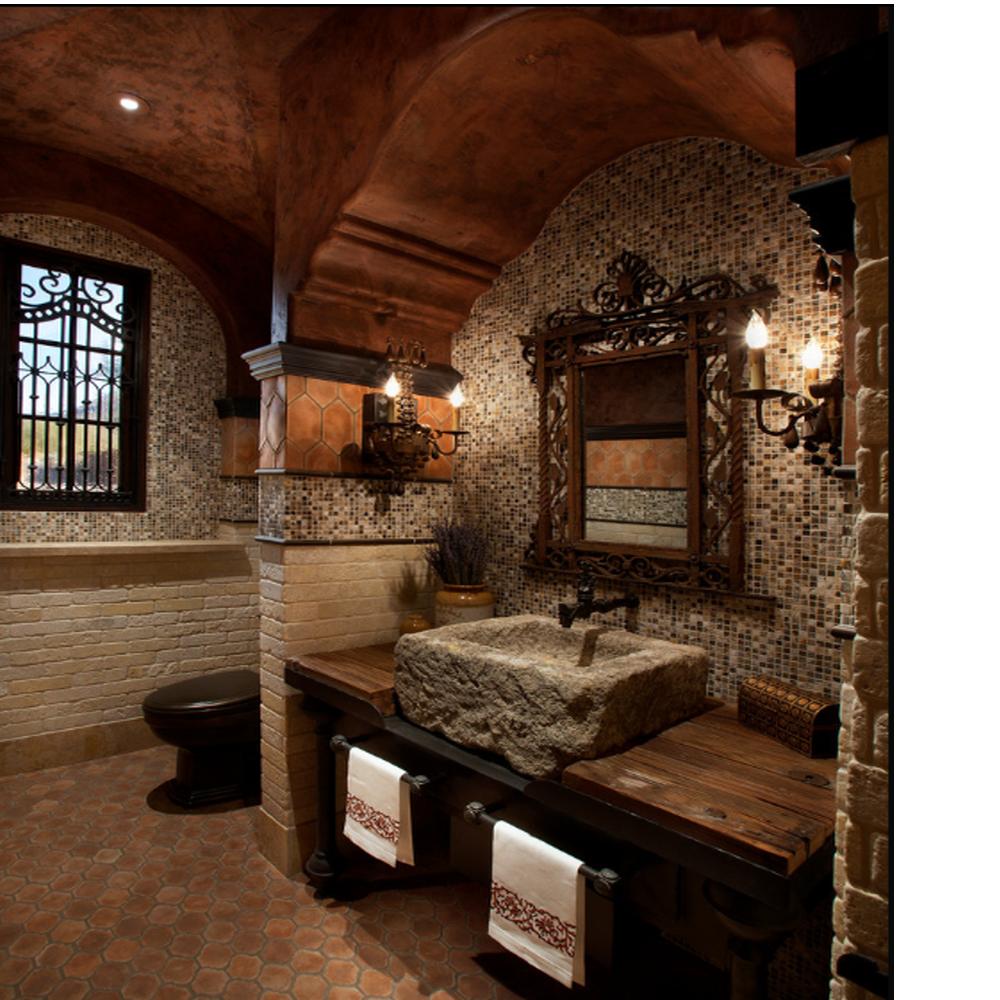 Old world bath bathroom beauty 2 pinterest for Old world bathroom ideas