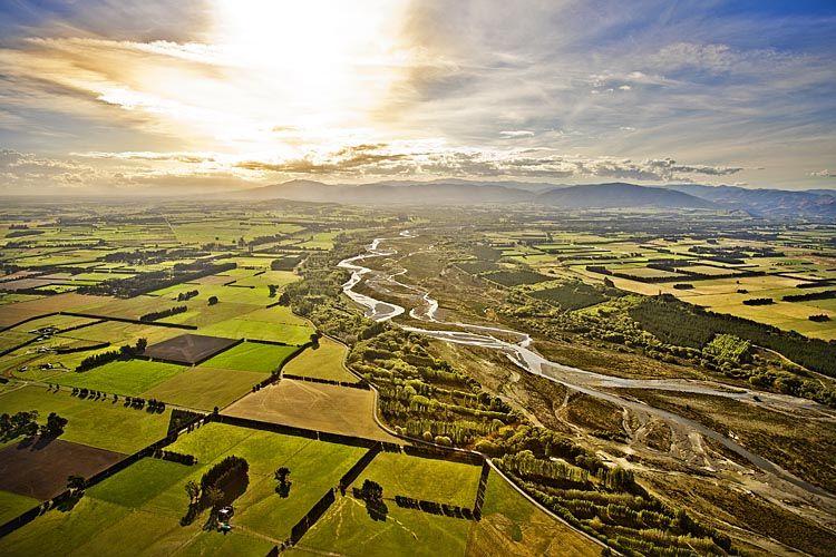 Rangiora New Zealand  city photos gallery : The Ashley River, near Rangiora | New Zealand | Pinterest
