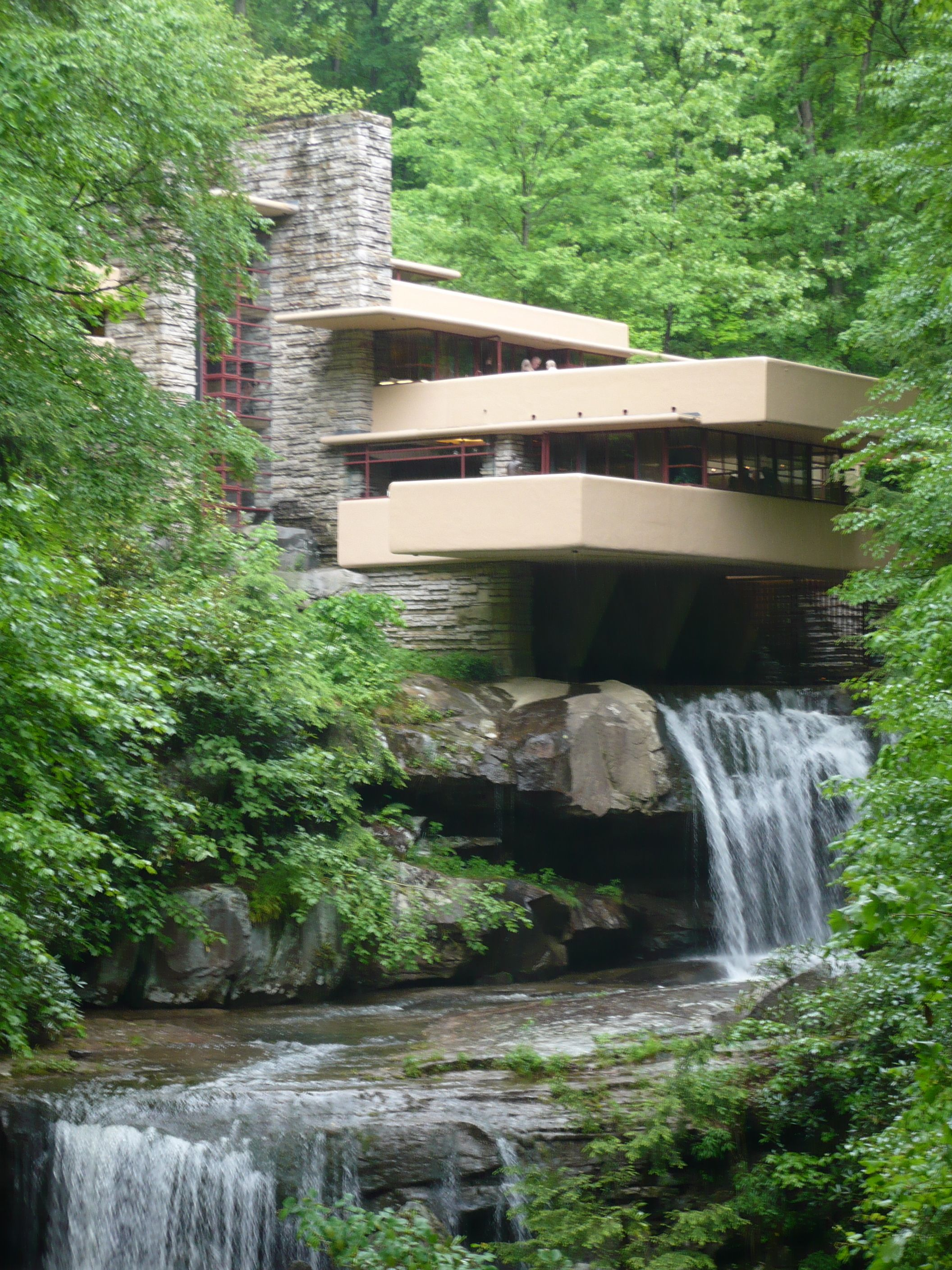 Falling Water In Pennsylvania Favorite Places Spaces