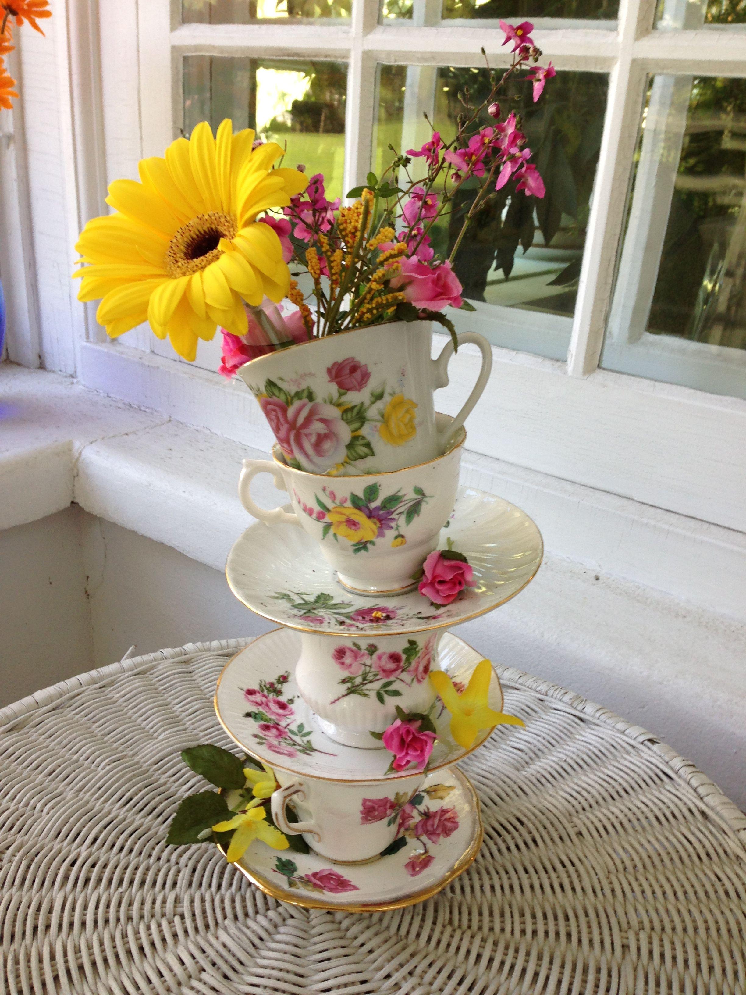 Tea party decorations pinterest