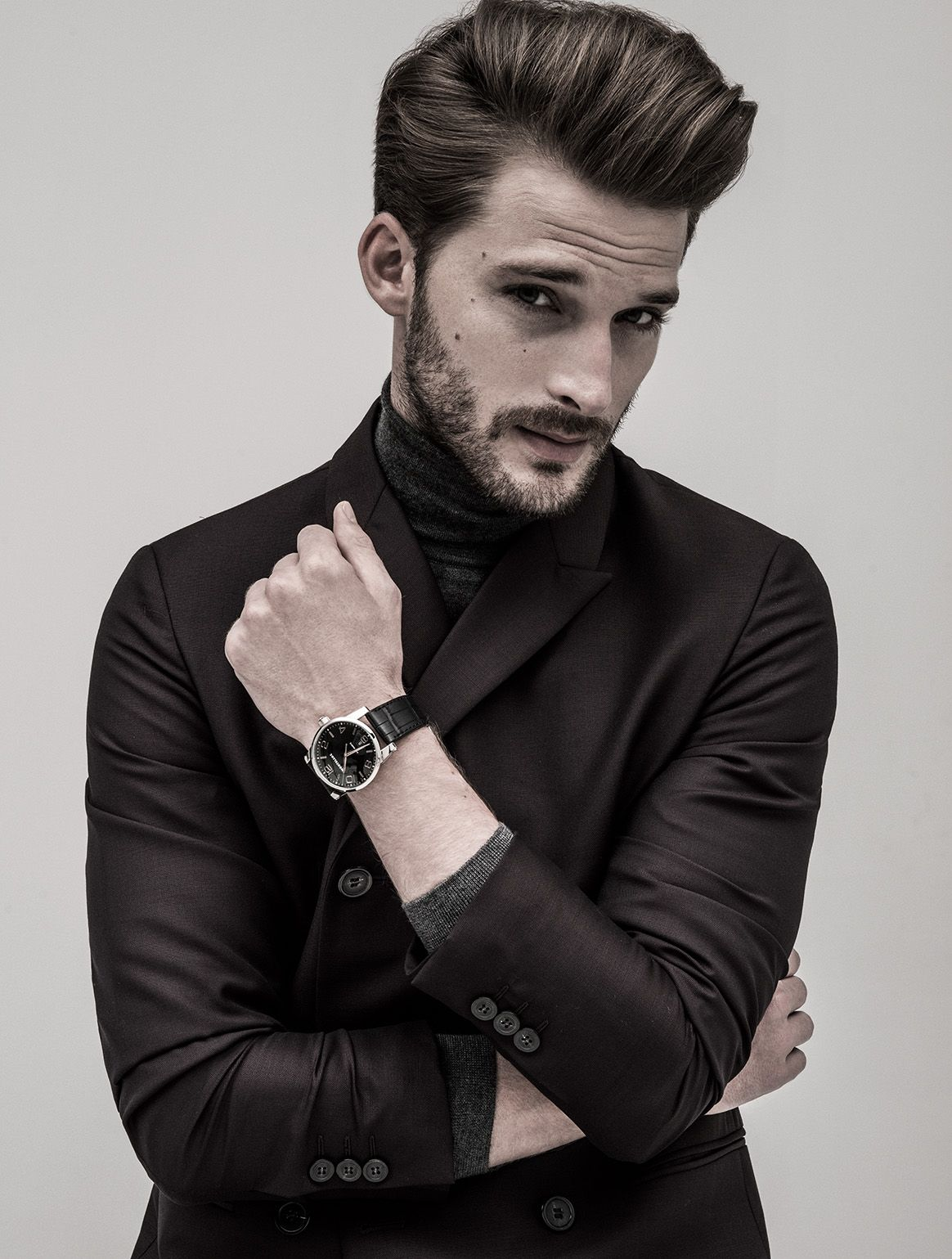 Unique Looking Male Models: 10 Of The Worlds Most Interesting