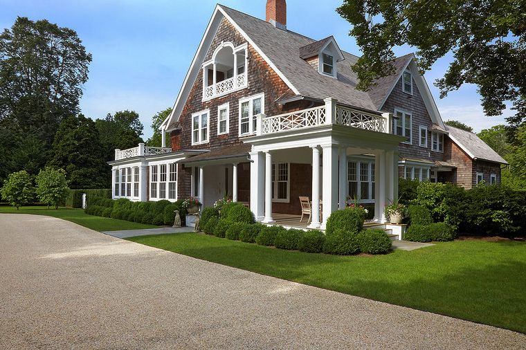 Shingle Style House The Image Kid Has It