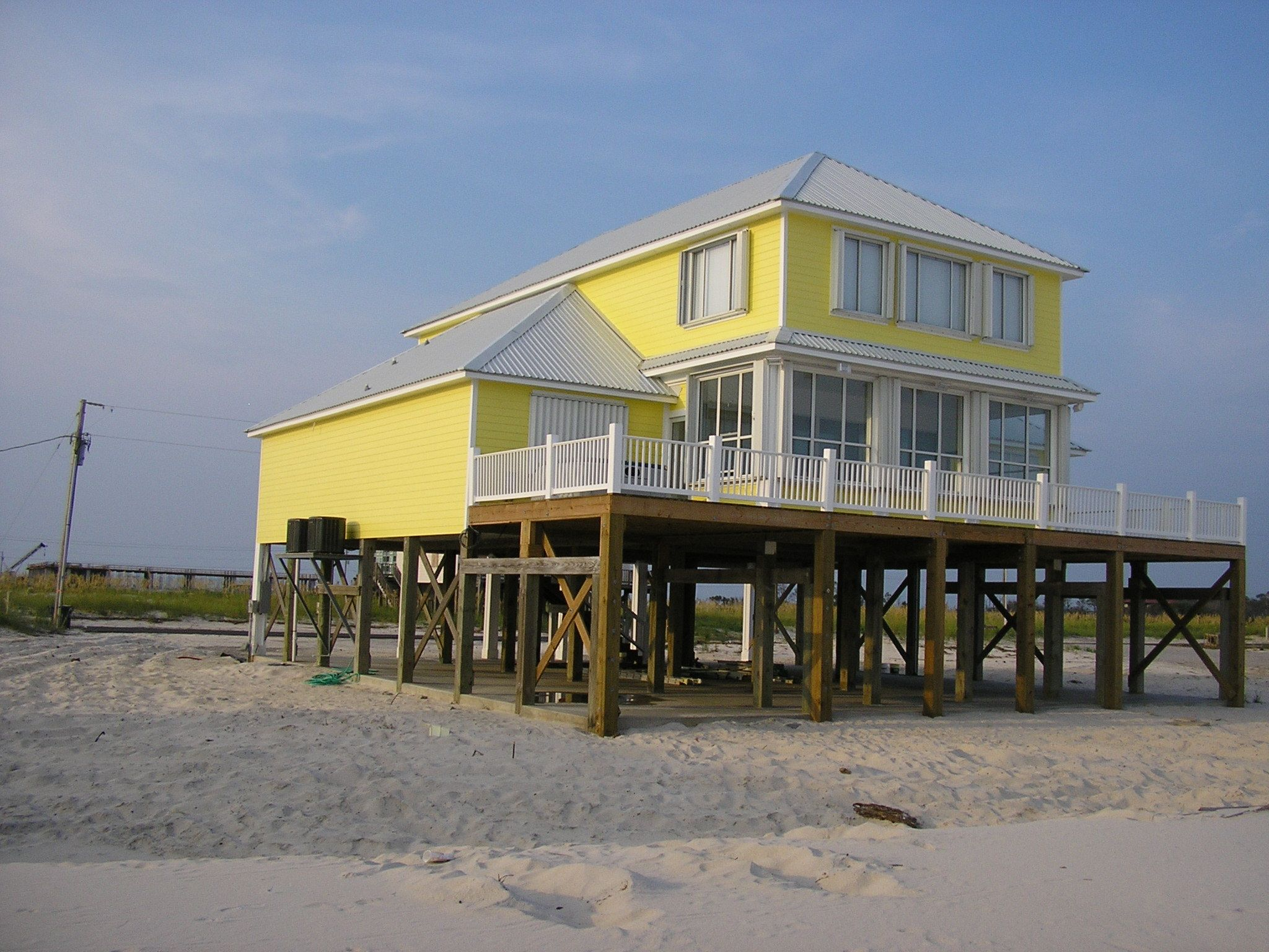 Exterior Beach House Home By The Sea Exterior Paint