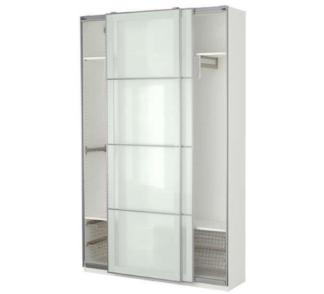Ante Scorrevoli Per Armadi Ikea.Ikea Armadio Due Ante Elegant Armadio Due Ante Ikea Porte