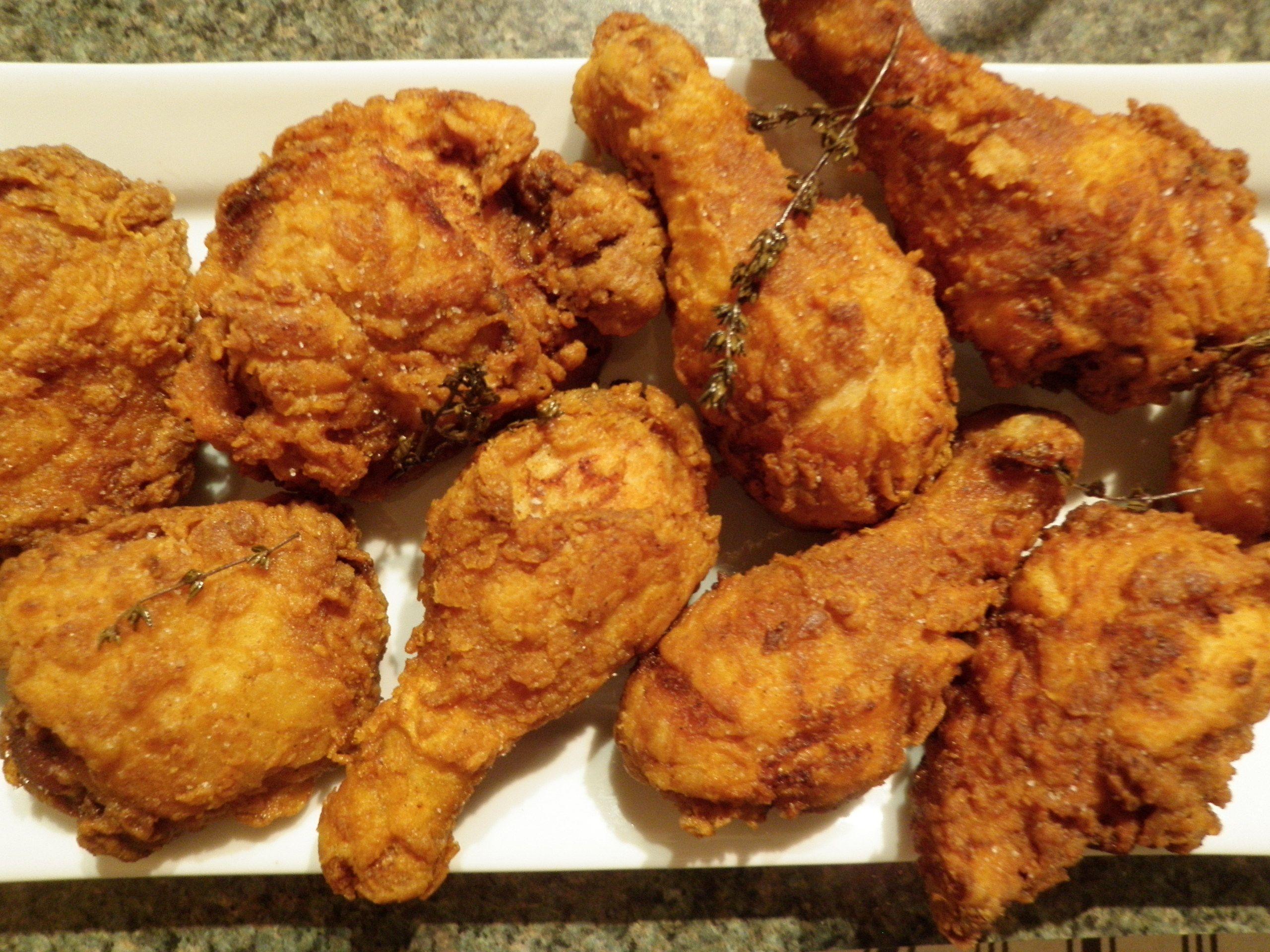 Crunchy Chicken Recipe — Dishmaps
