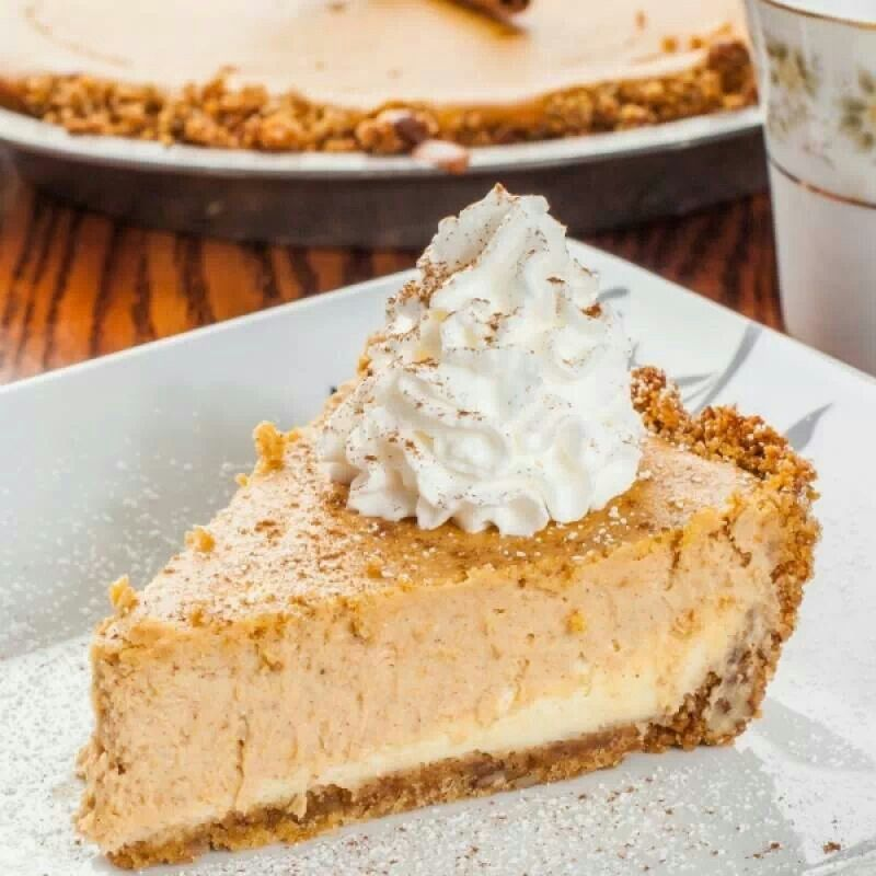 Dad's Legendary Pumpkin Chiffon Pie Recipes — Dishmaps