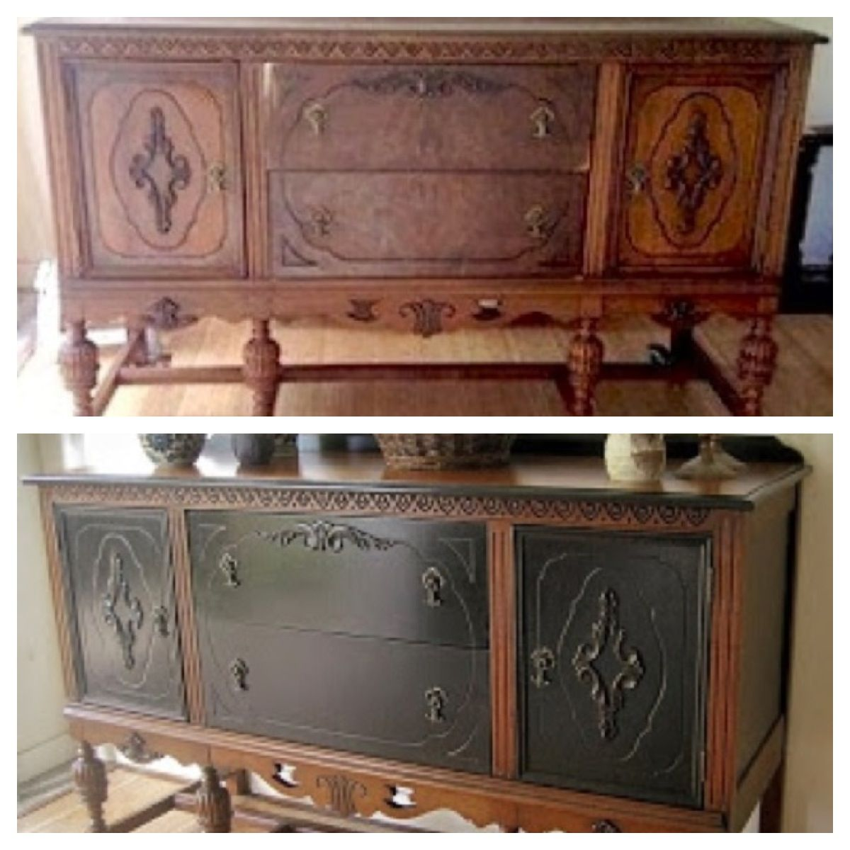 Pin By Darci On Vintage Furniture Refinishing Ideas