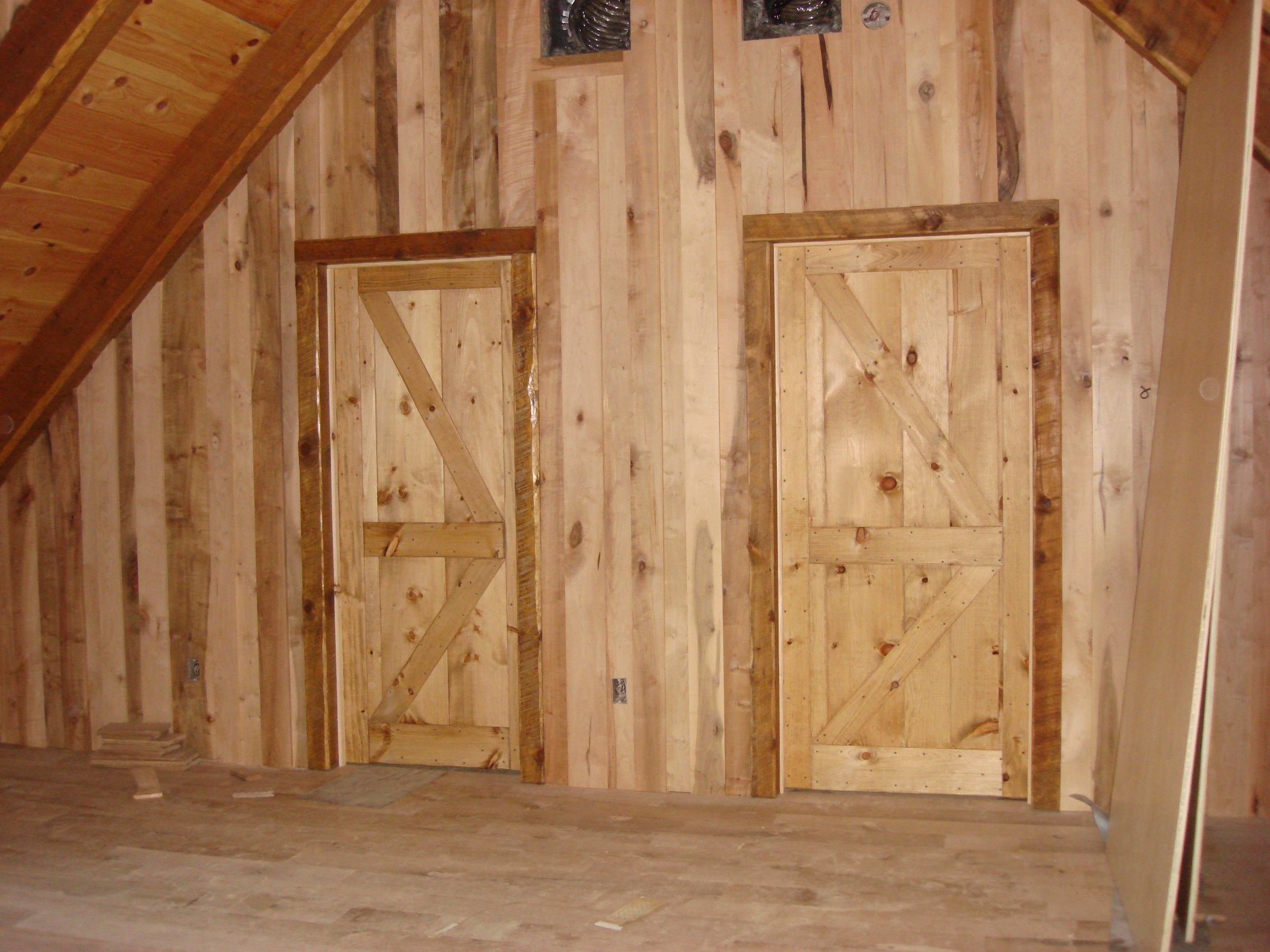 my country interior barn doors basement remodel pinterest