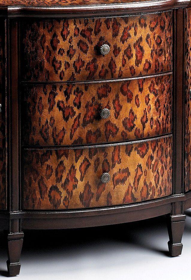 Animal print dresser Home Decor Furniture