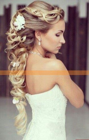 結婚式 髪型 結婚式 髪型 ラプンツェル , 写真 15