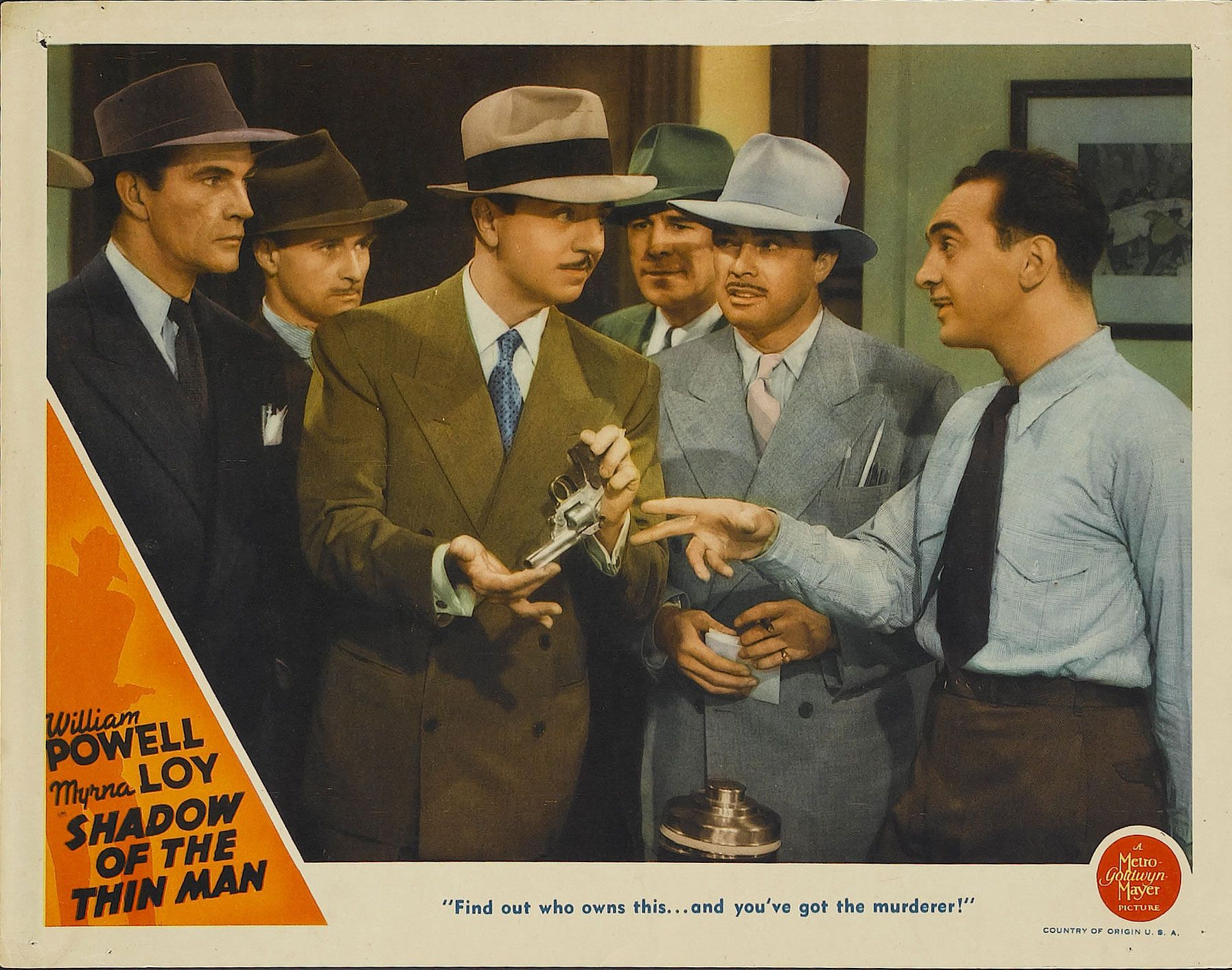 Shadow of the Thin Man 1941 | Lobby Cards and Movie Posters | Pintere ...