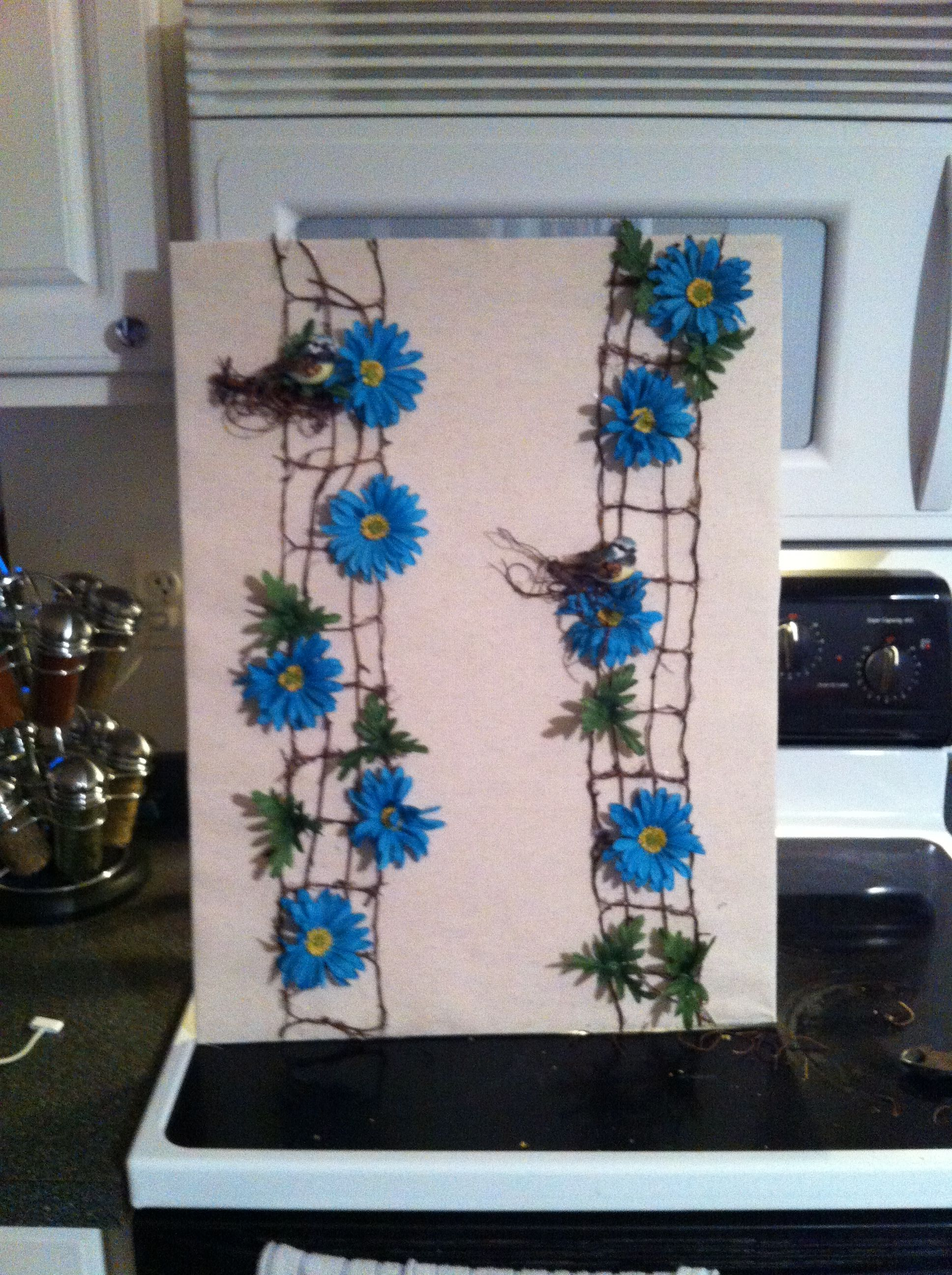 Do it yourself wall art do it yourself pinterest for Do it yourself wall
