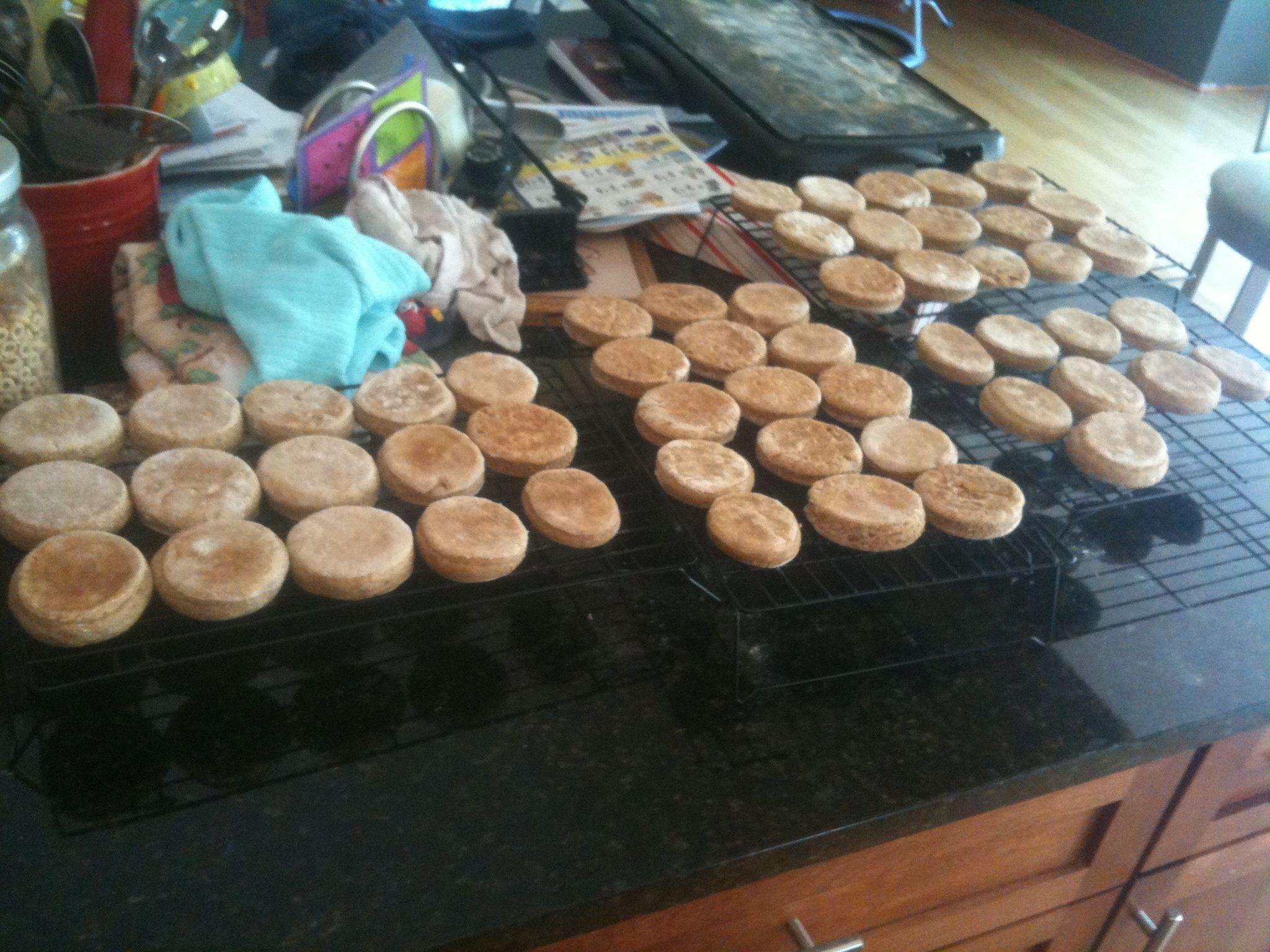 Wild Mushroom And Truffle Muffin-Tin Omelets Recipe — Dishmaps
