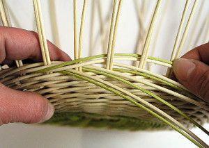 Плетение объемная веревочка
