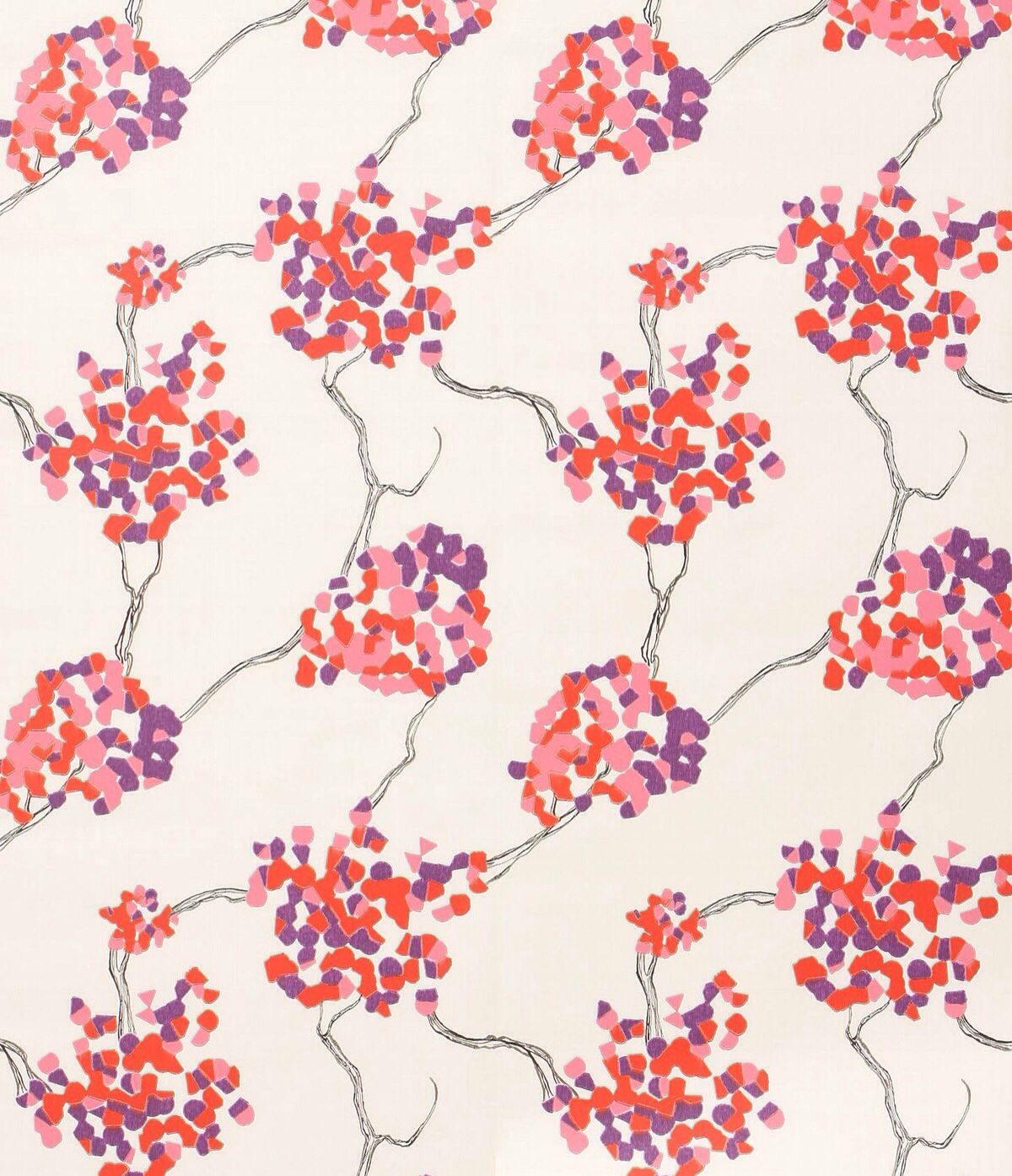 anthropologie wallpaper art pattern pinterest