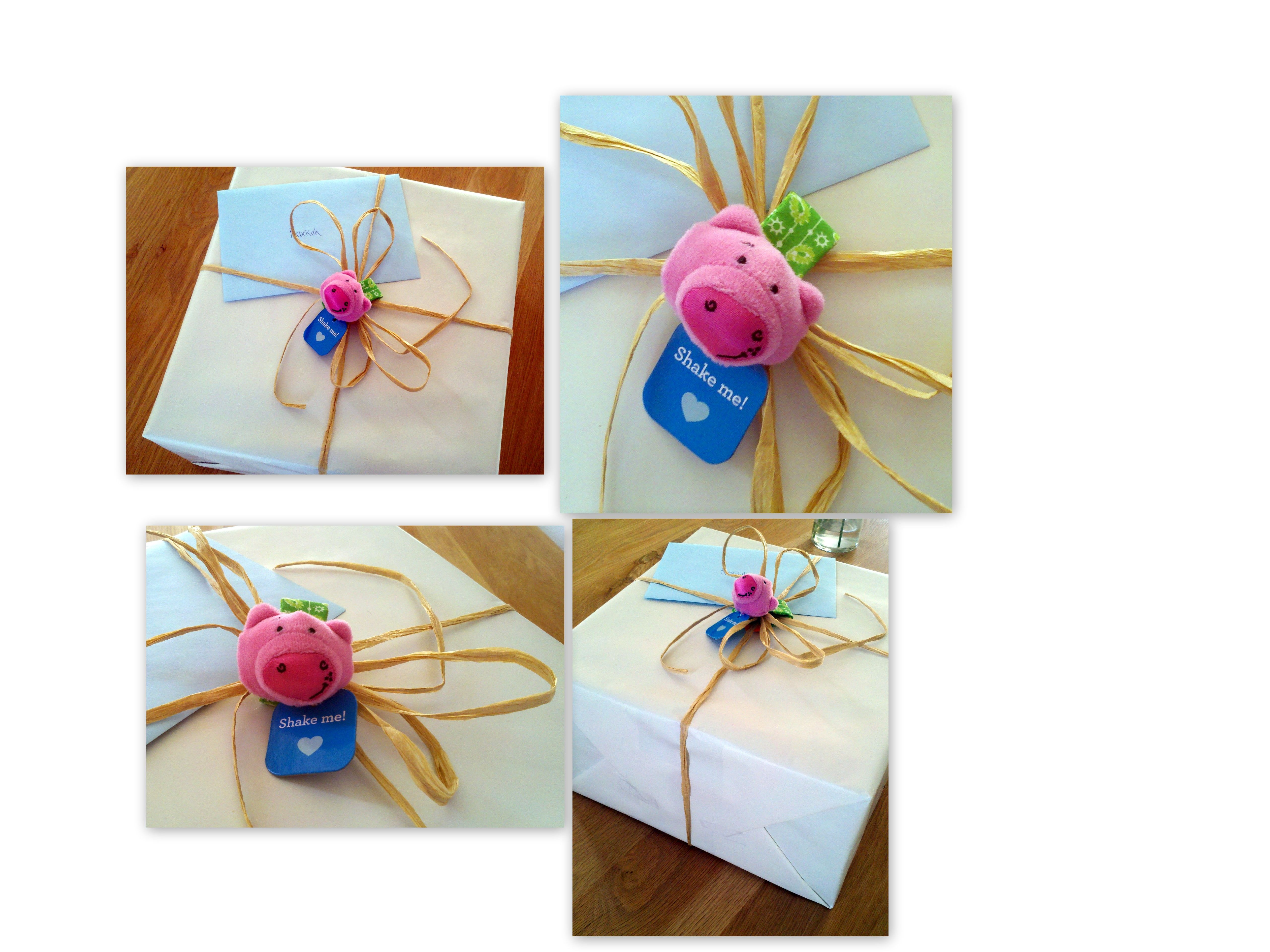 Baby Gift Wrapping Ideas Pinterest : Baby shower gift wrap stuff