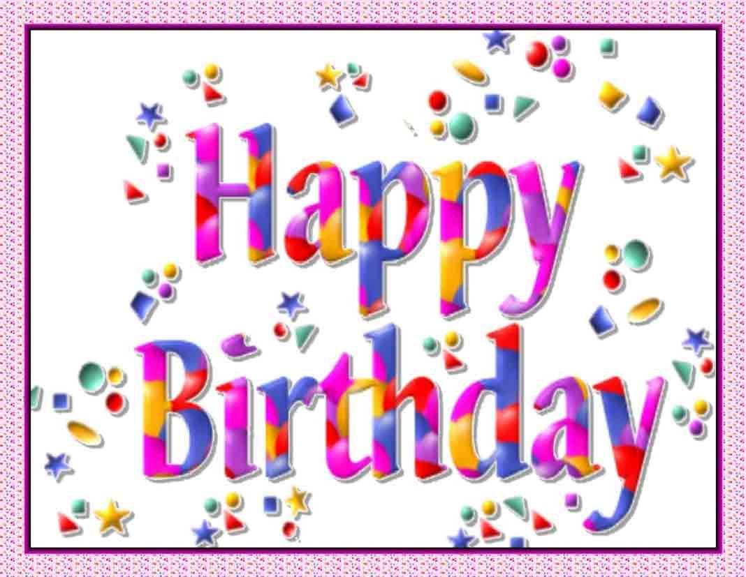 Поздравления с днем рождения на английском языке с переводом 73