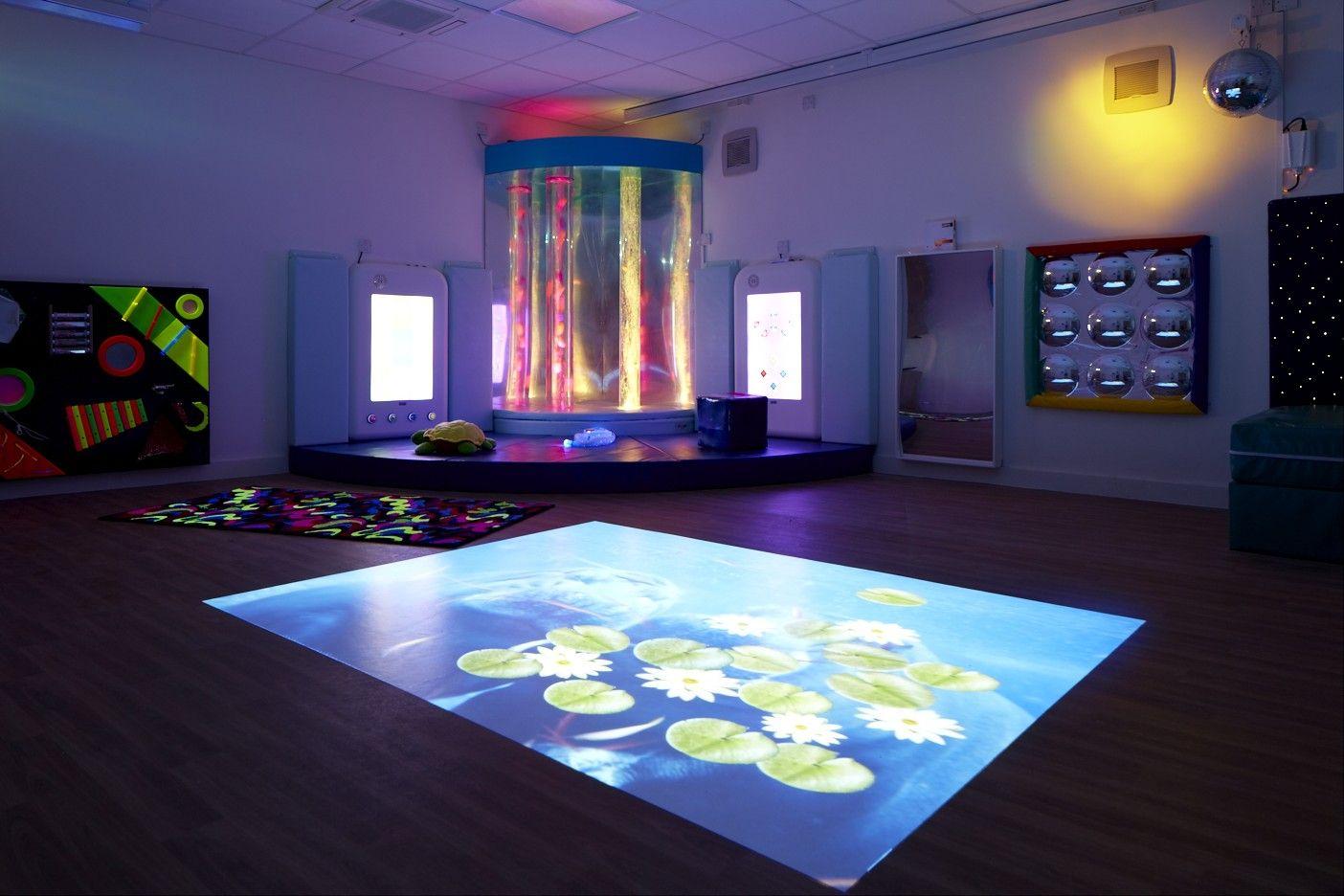 The Multi Sensory Room In Full Swing Sensory Ideas