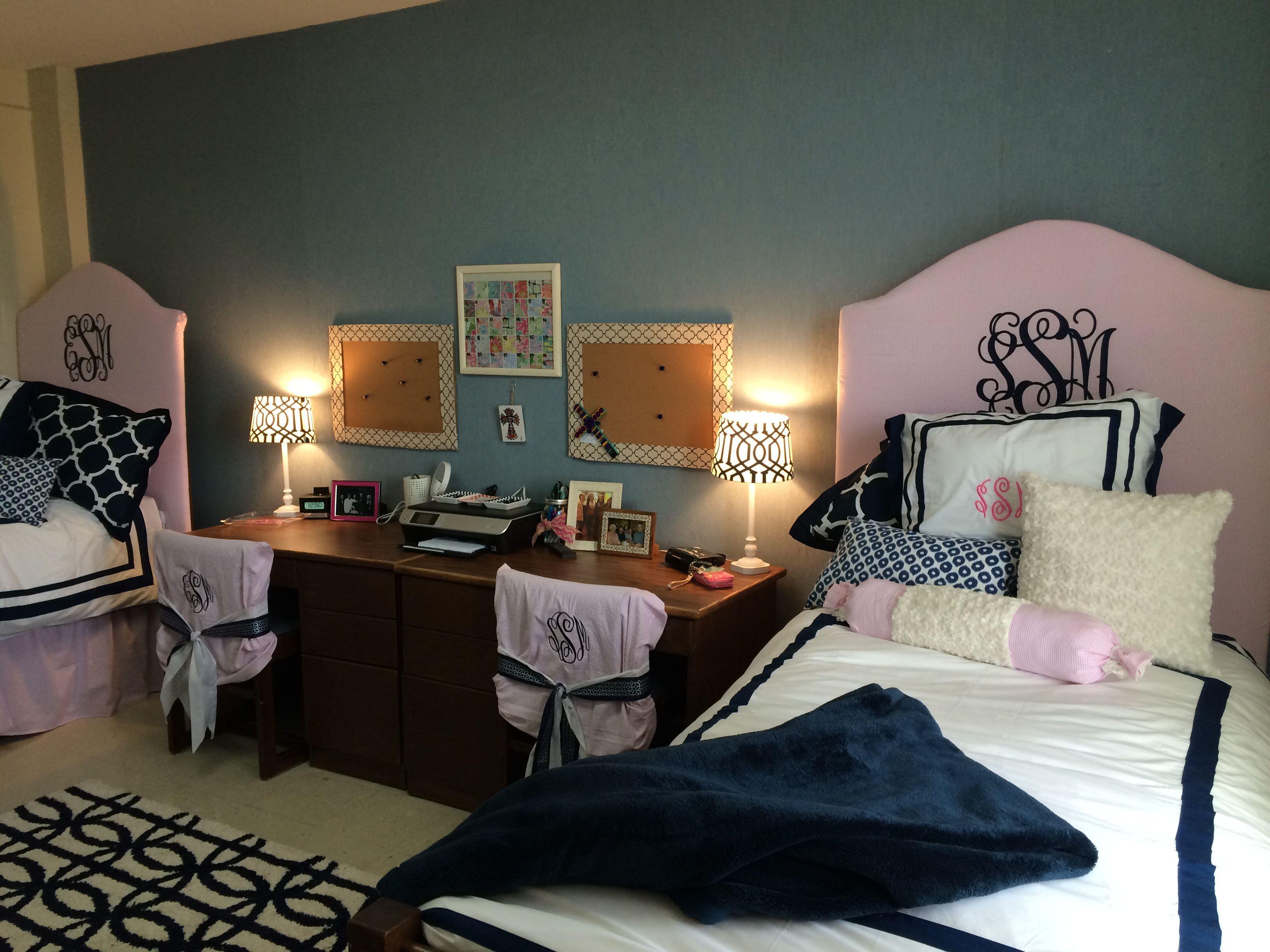 202001 quad dorm room ideas decoration ideas for the for Auburn bedroom ideas