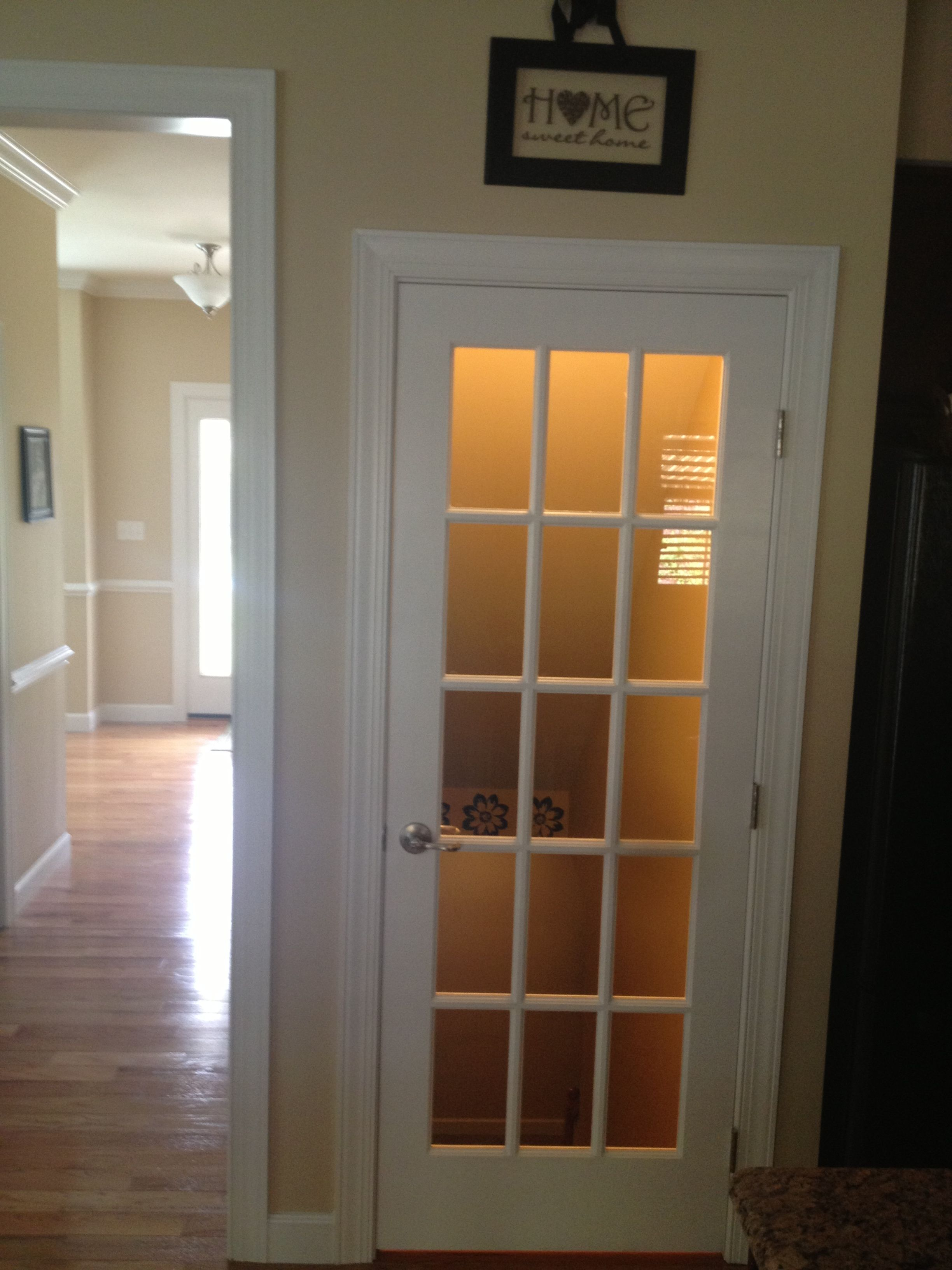 french door to basement decorating pinterest