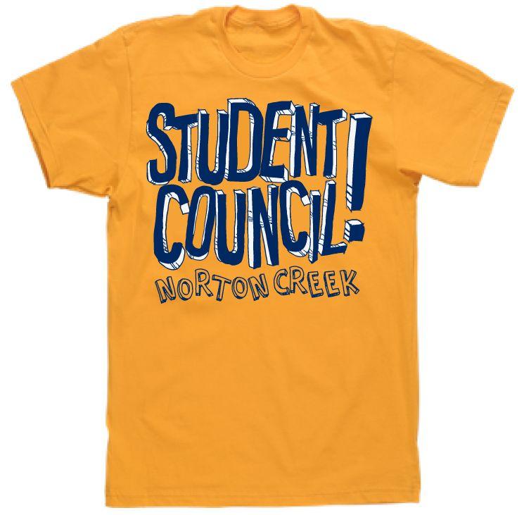 norton creek student council t shirts classroom pinterest