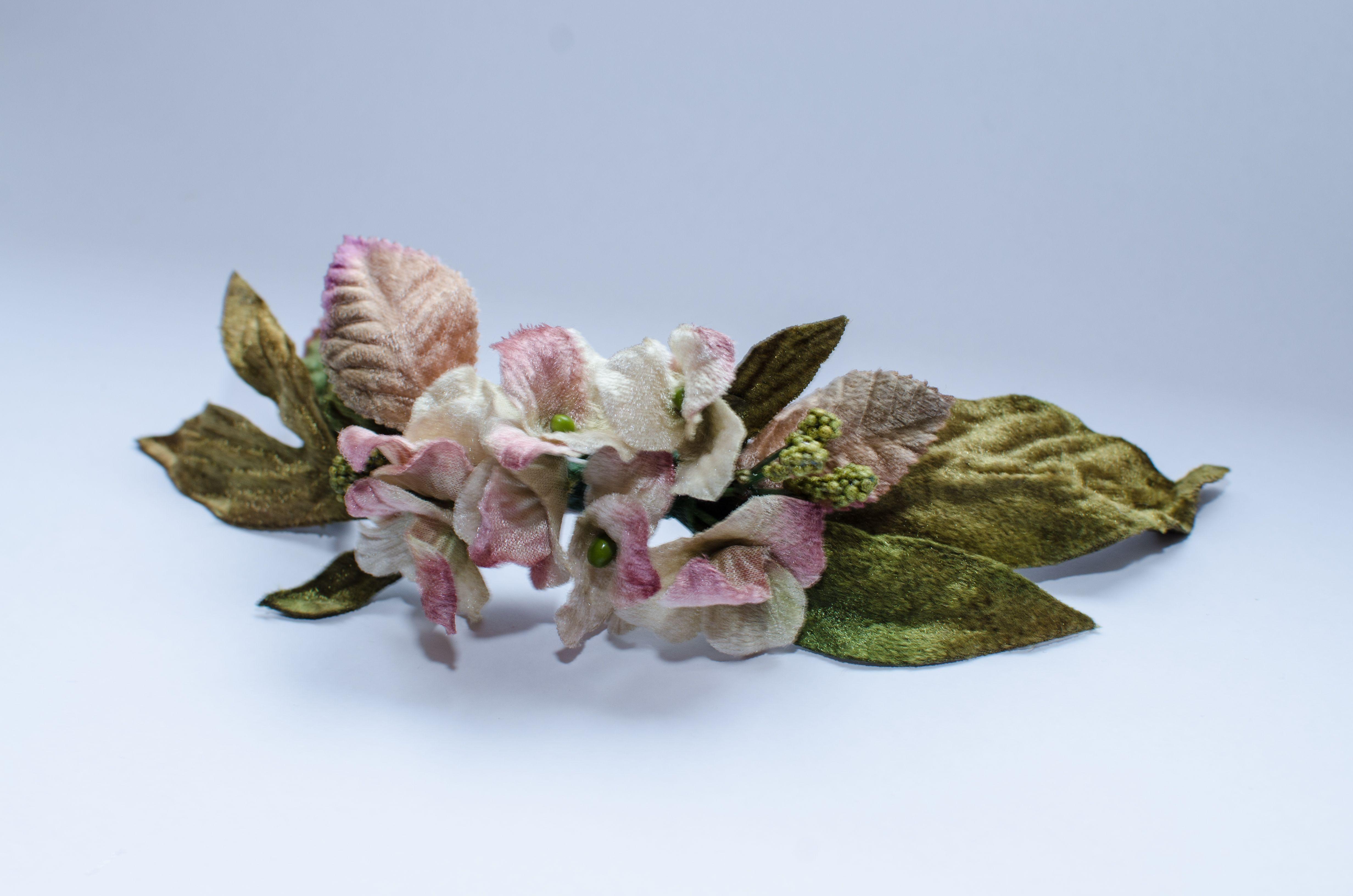 Corona de flores coronas de flores pinterest - Coronas de flore ...