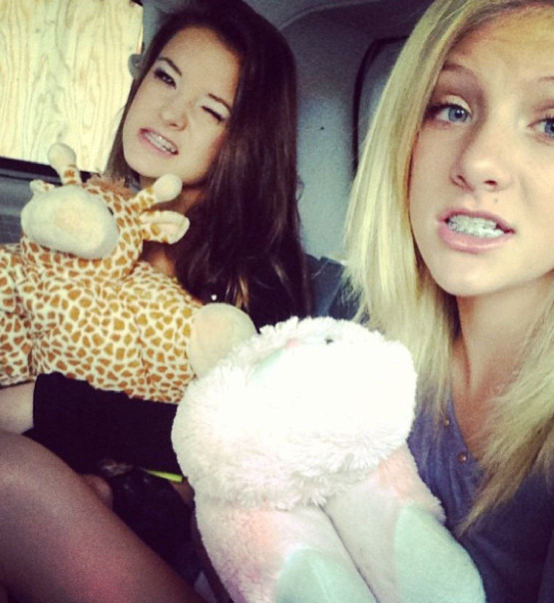Brooke and Paige :) | Dance moms | Pinterest