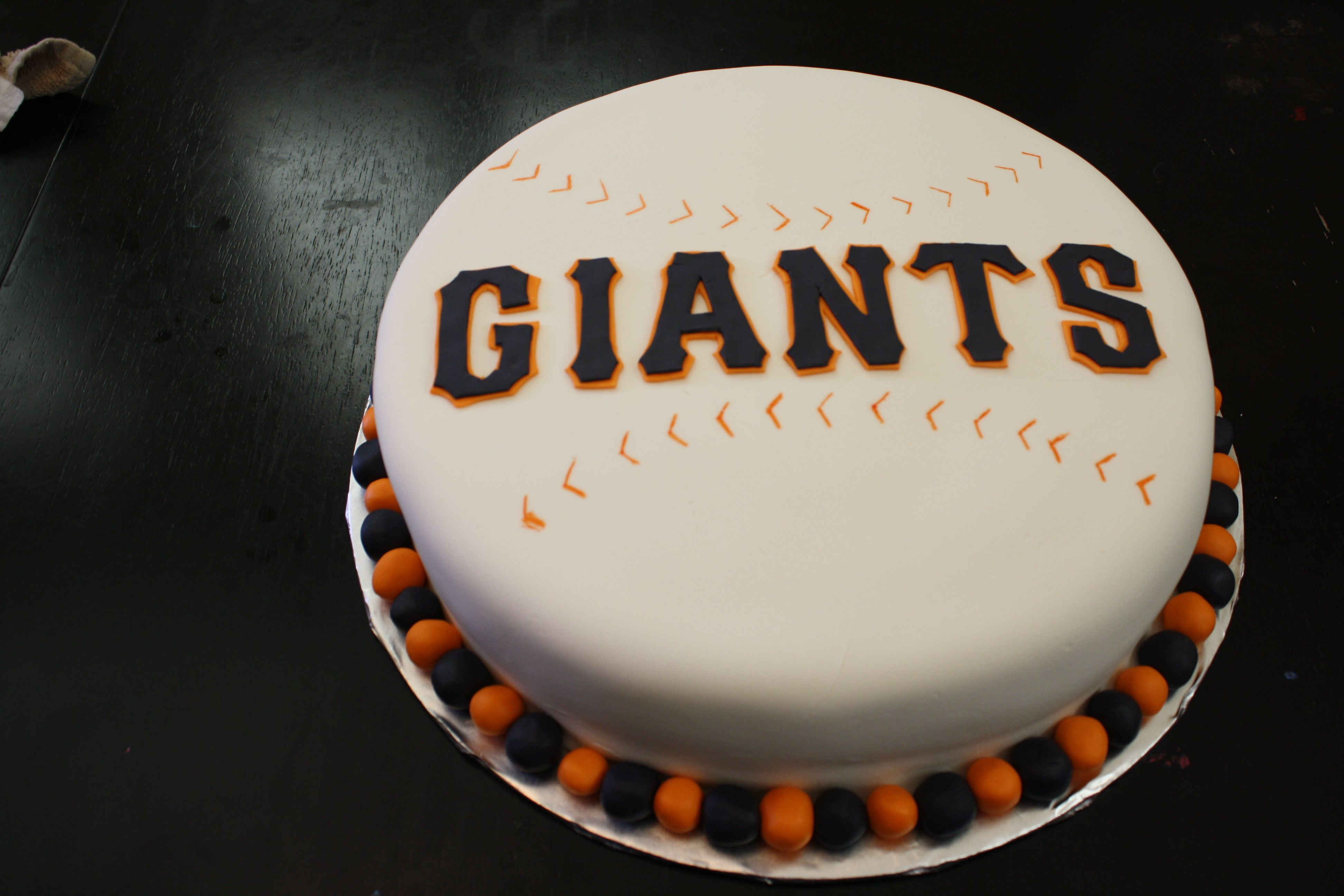 Birthday Cake Design San Francisco : San Fransisco Giants cake. Creative Cakes Pinterest