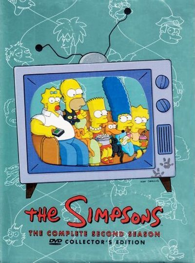 the simpsons season 2 torrent