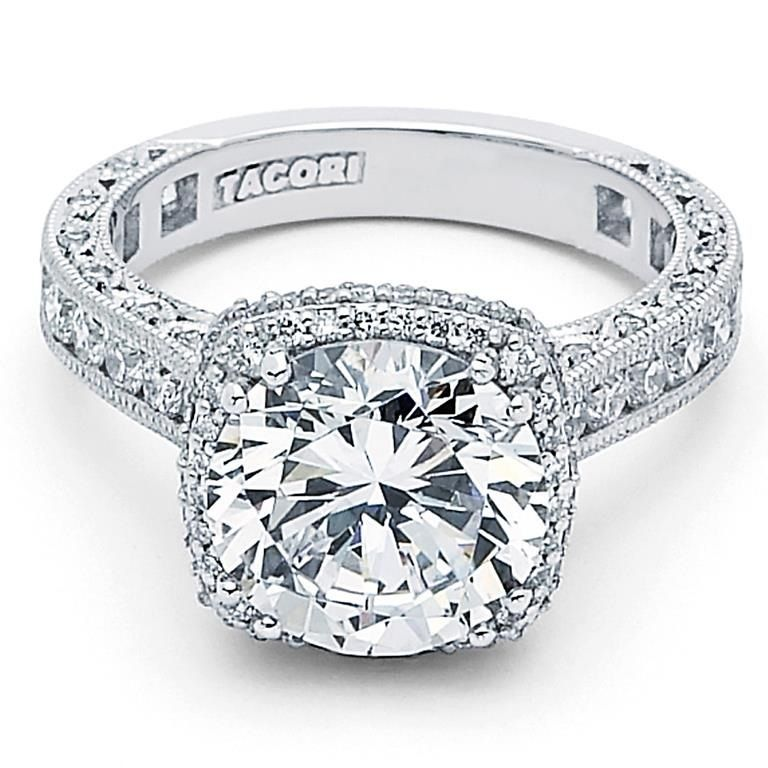 Tacori Ring Except For Mine My Fav Jewels And Jewelry