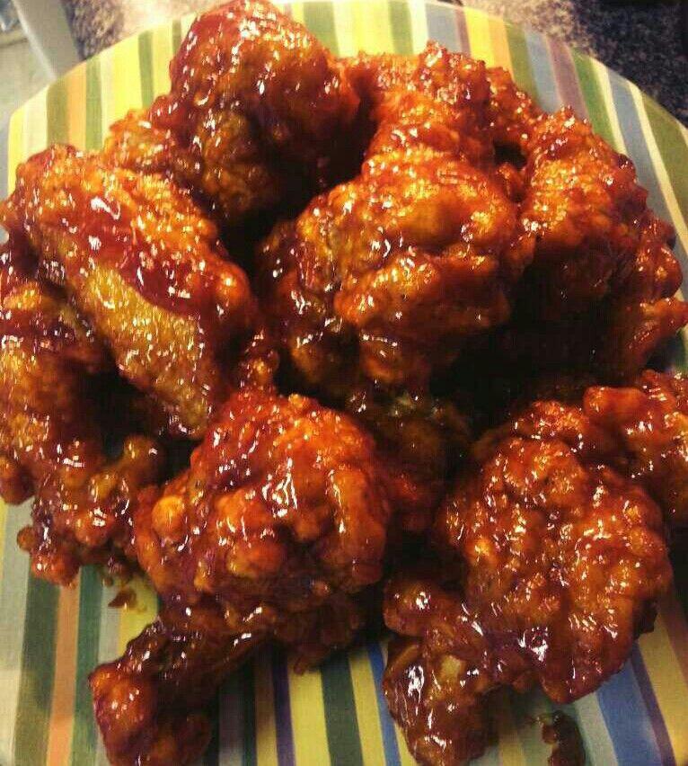Korean BBQ Chicken | My eats! | Pinterest
