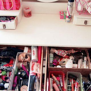 Makeup Storage Ideas on Makeup Storage Ideas   Dream Home Apartment
