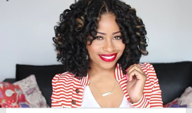Crochet Hair Using : Crochet Braids