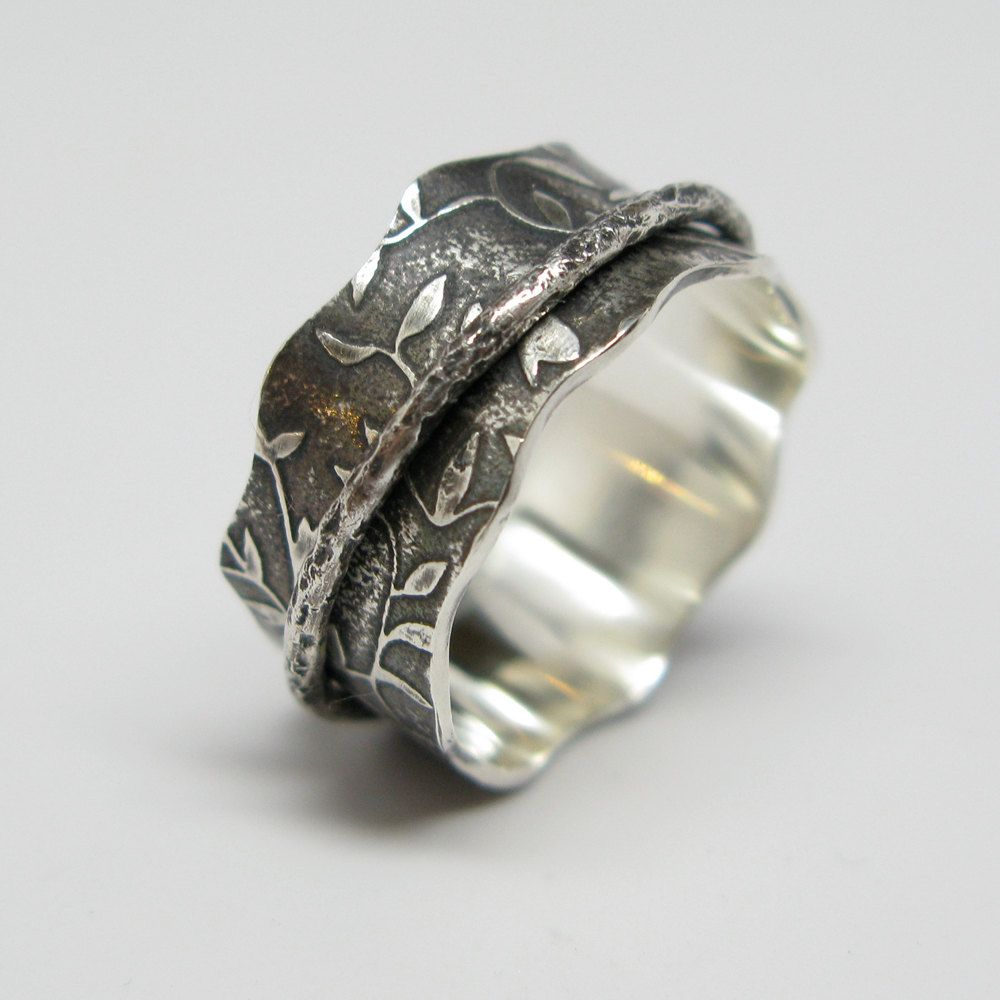 spinner ring jewelry