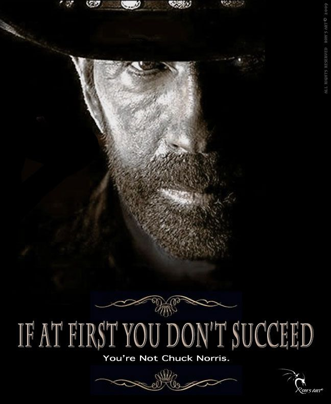 Chuck Norris Quotes In...