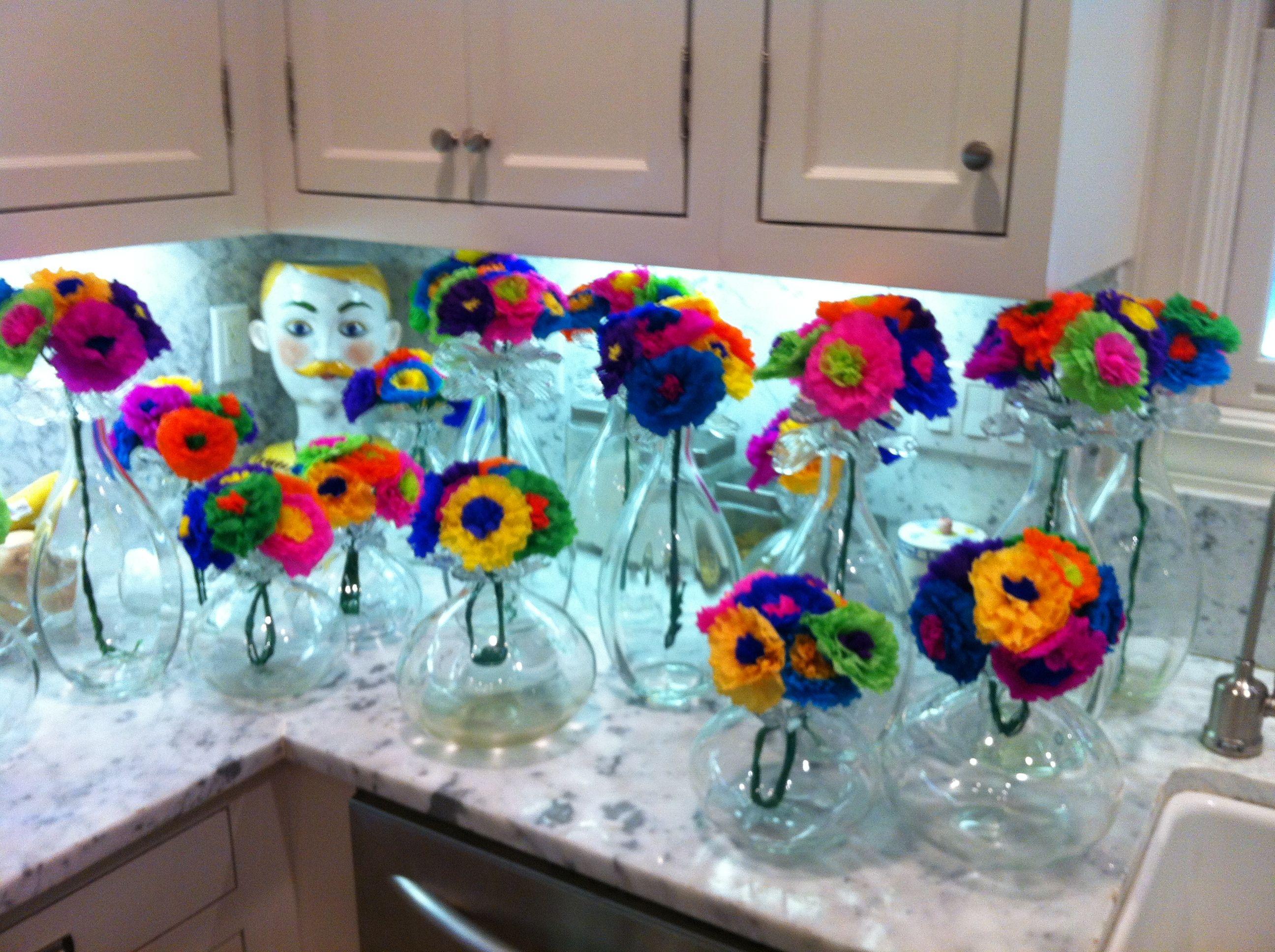 Cinco de mayo flowers party ideas pinterest for 5 de mayo party decoration