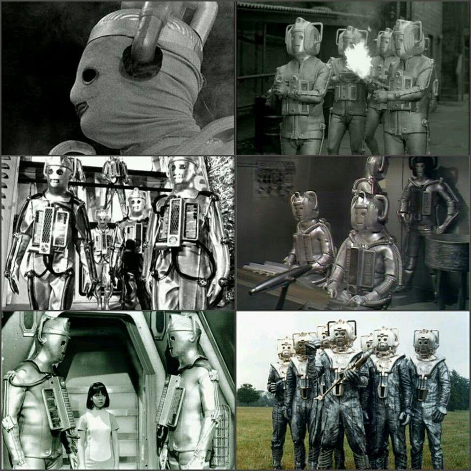 Evolution Of The Cybermen Evolution of cybermen ...