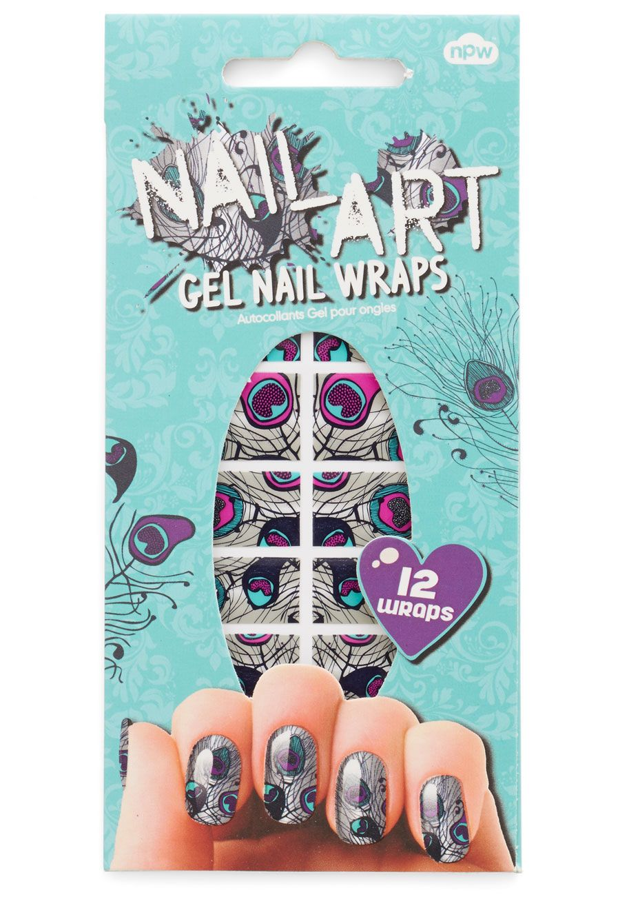 Manicure-All Nail Stickers, #ModCloth | Gift Ideas | Pinterest