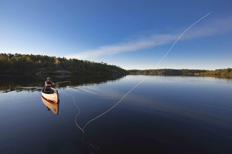 Canoe fly fishing sports pinterest for Fly fishing canoe