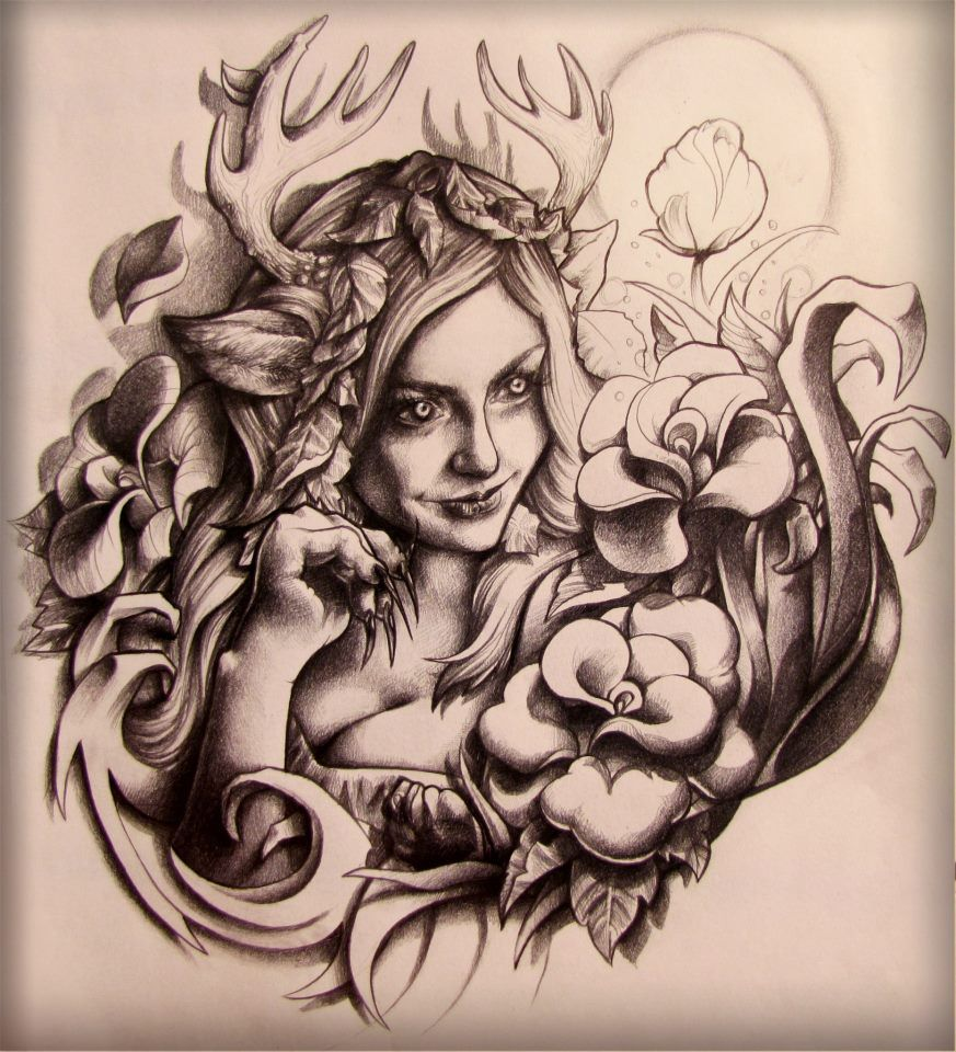 Pin by samantha storey on samantha storey art and tattoos for Tattoo school edmonton