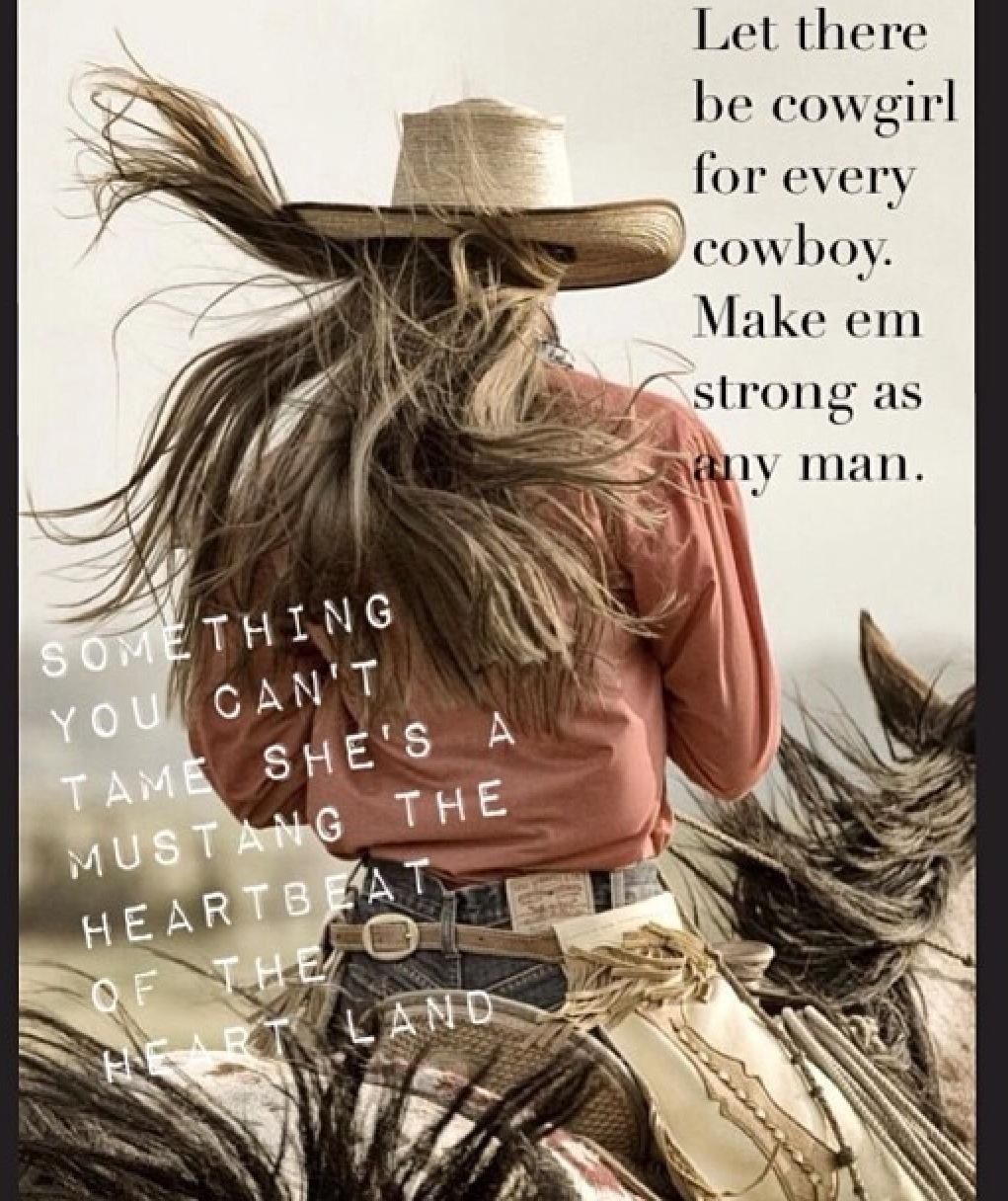 Let There Be Cowgirls Quotes. QuotesGram
