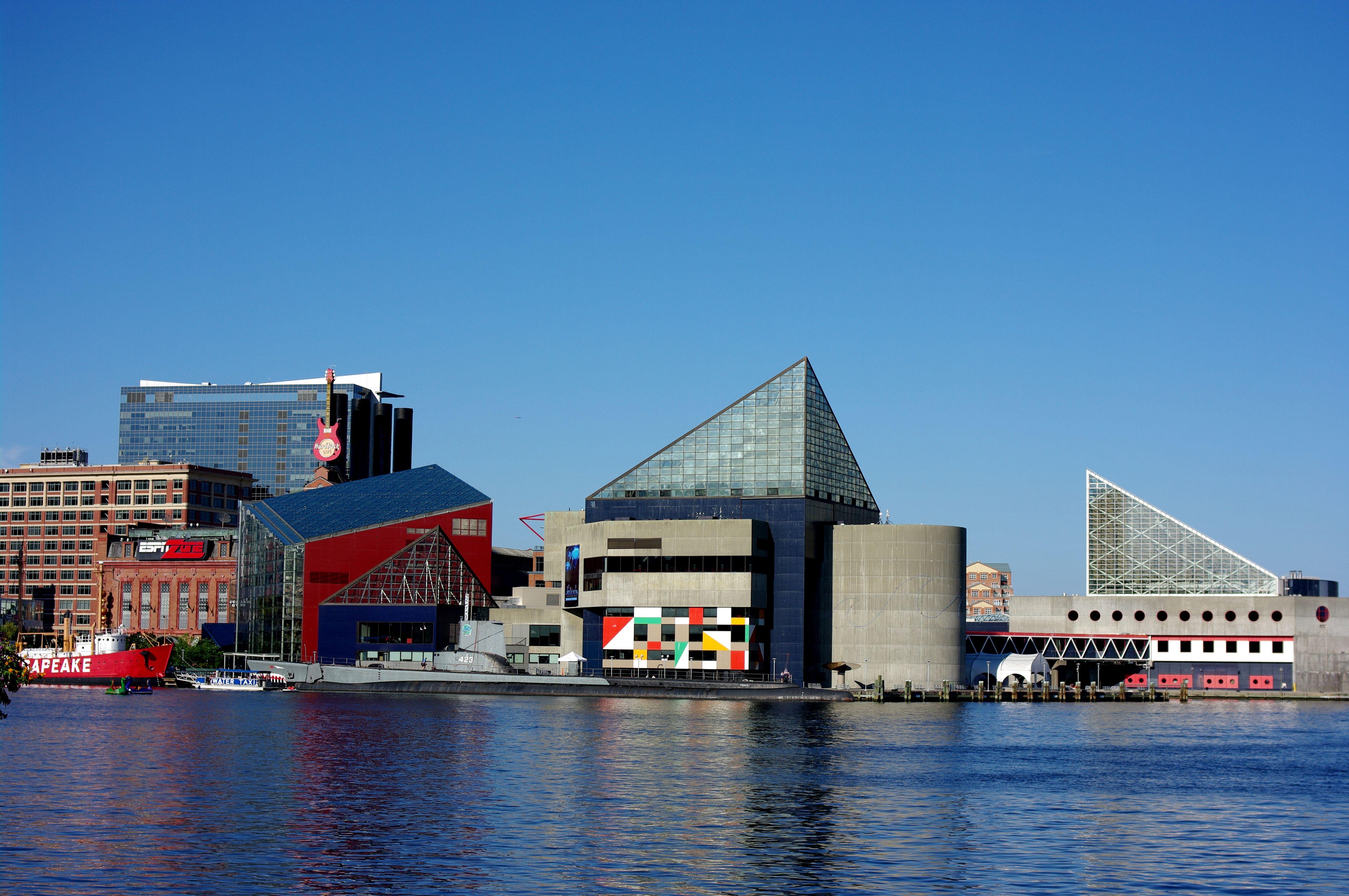 National Aquarium Baltimore Maryland Pinterest