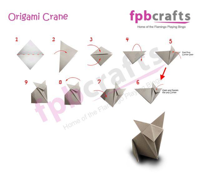 Оригами из бумаги лёгкие схемы кошка