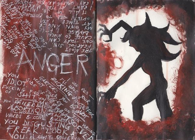 anger a deadly sin V, pride, lechery, envy, wrath, avarice, gluttony, and sloth, but in the feofment  of passus ii,  here then were four of the seven deadly sins, lechery  avarice.