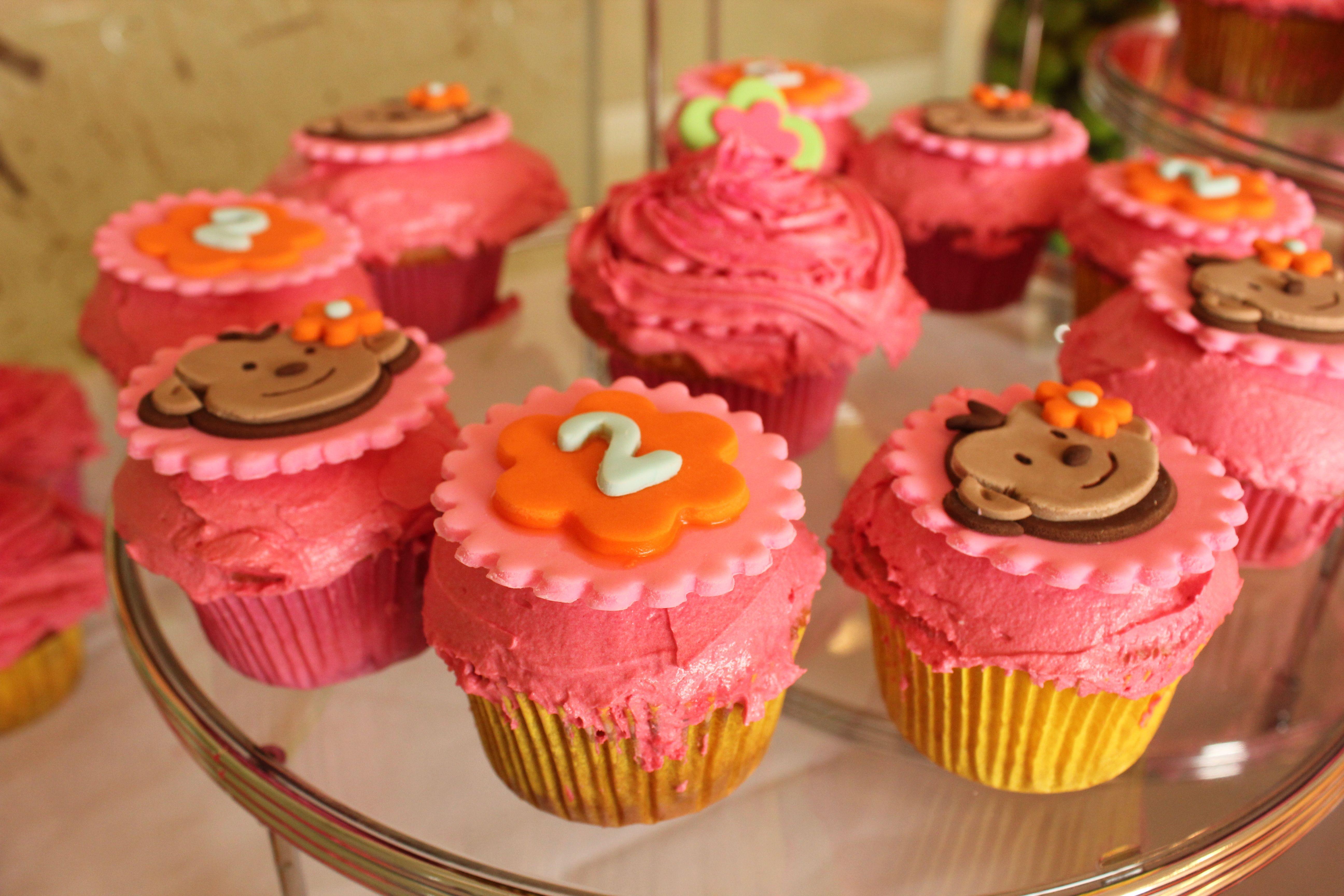 Monkey love cupcakes - photo#5